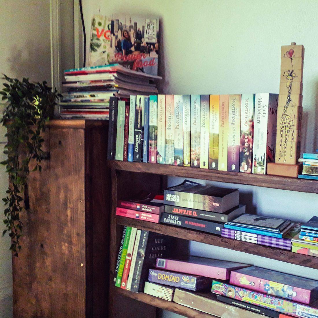 Leesboeken en magazines voor jong en oud