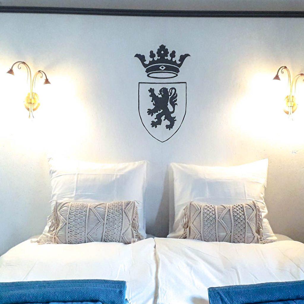 Royal slaapkamer begane grond 3pers