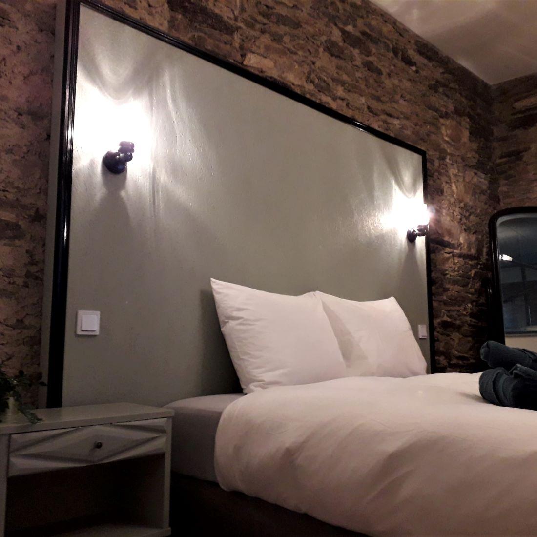 Ruime en lichte slaapkamer
