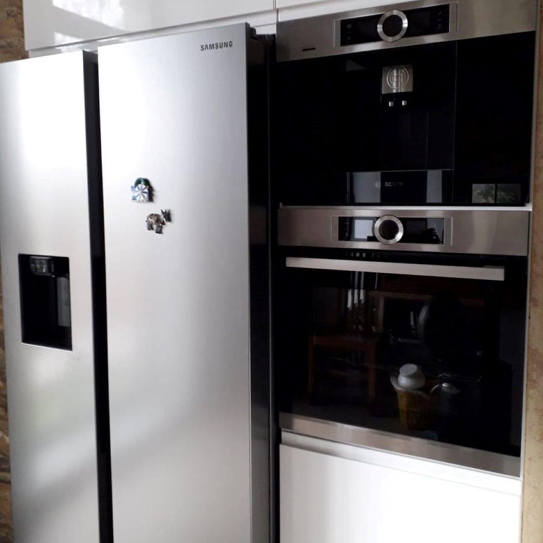 Moderne apparatuur keuken