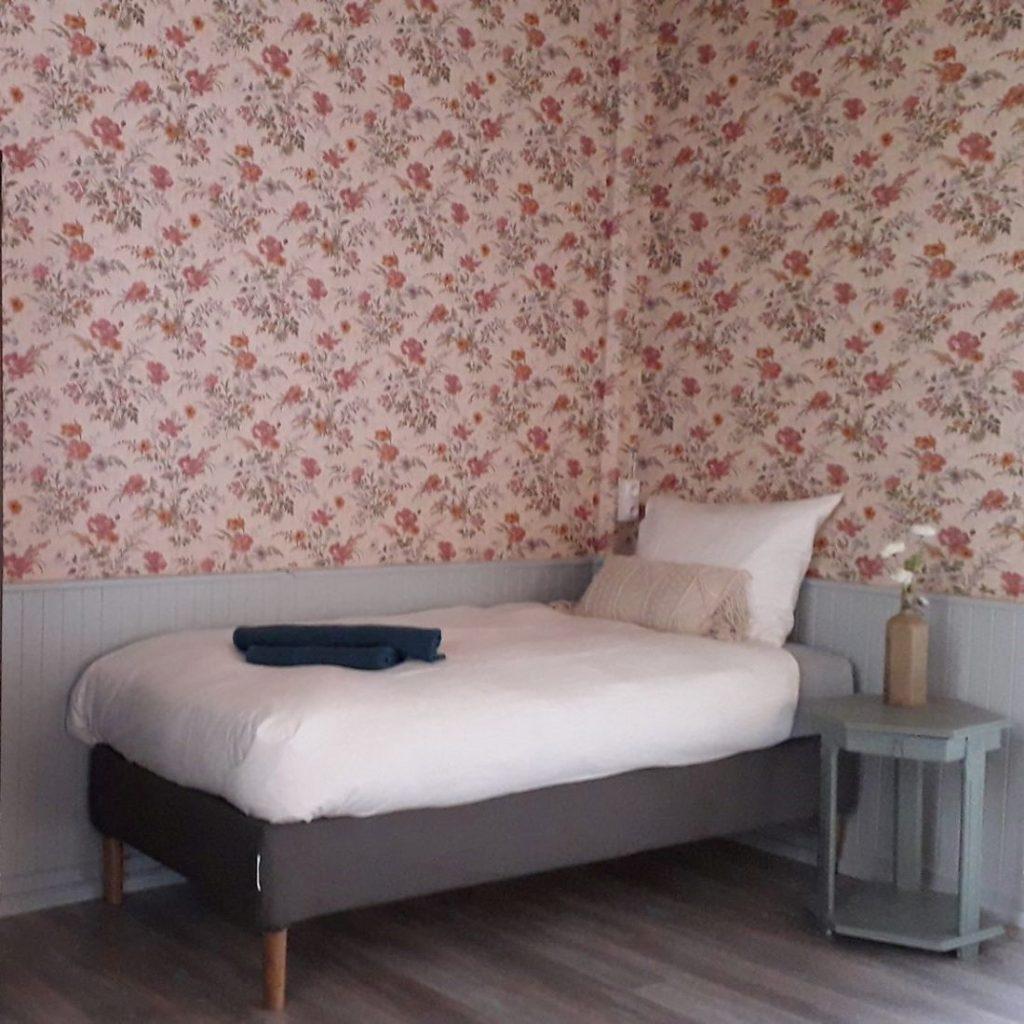 3e bed Royal slaapkamer 3 personen